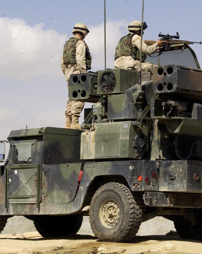 APU Retrofit on Non U.S. MRAP Vehicle