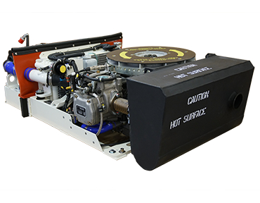 Low profile 10kW Auxiliary Power Unit (Marvin Land Systems)